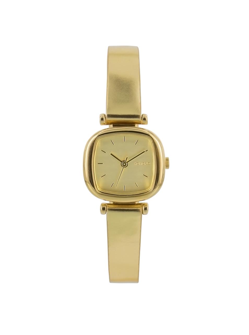 Dámské hodinky ve zlaté barvě Komono Moneypenny Metallic Gold