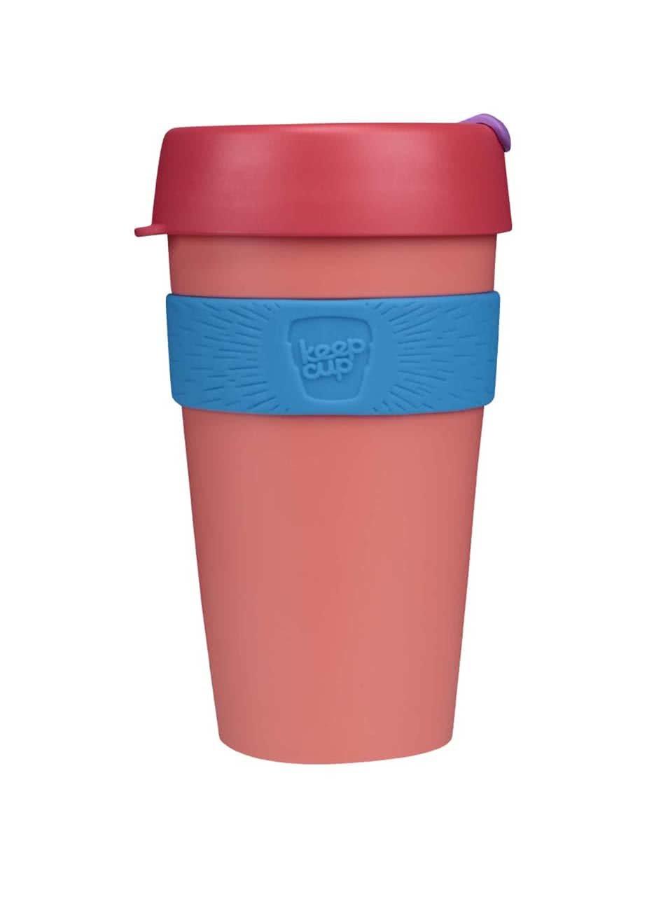 Designový cestovní hrnek KeepCup Tea Rose Large
