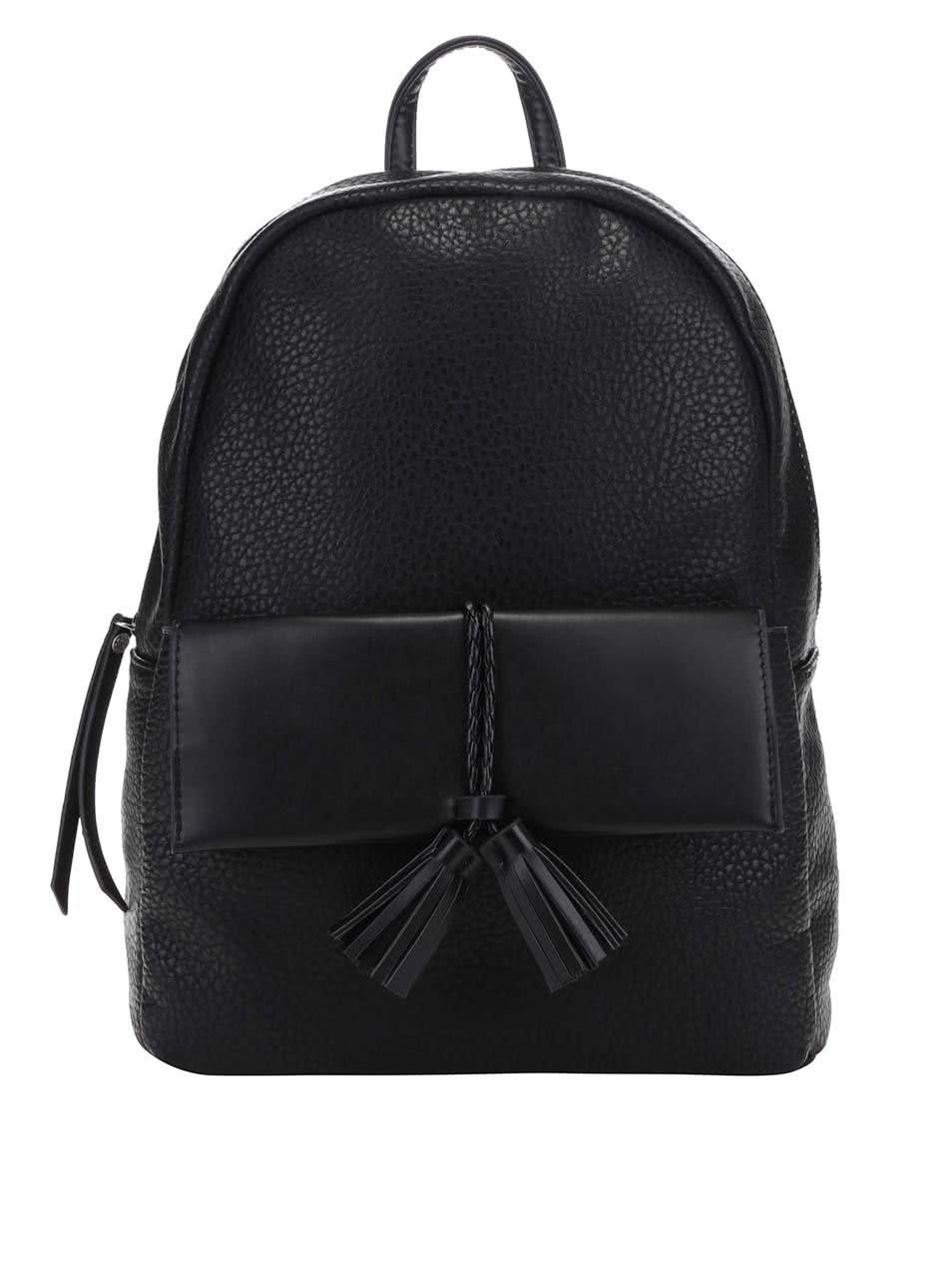 Černý batoh Pieces Bafar