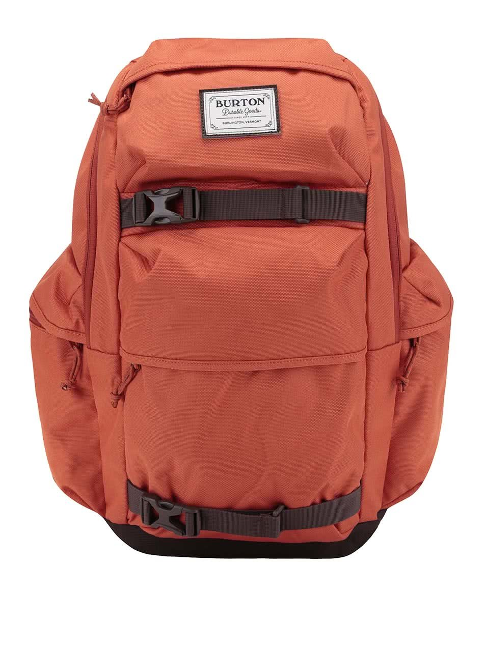Oranžový unisex batoh Burton Kilo Pack