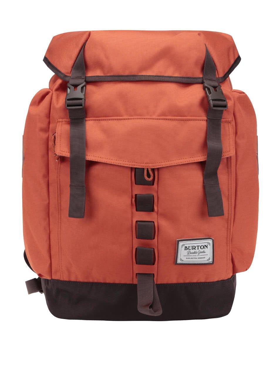 Oranžový unisex batoh Burton Fanthom Pack