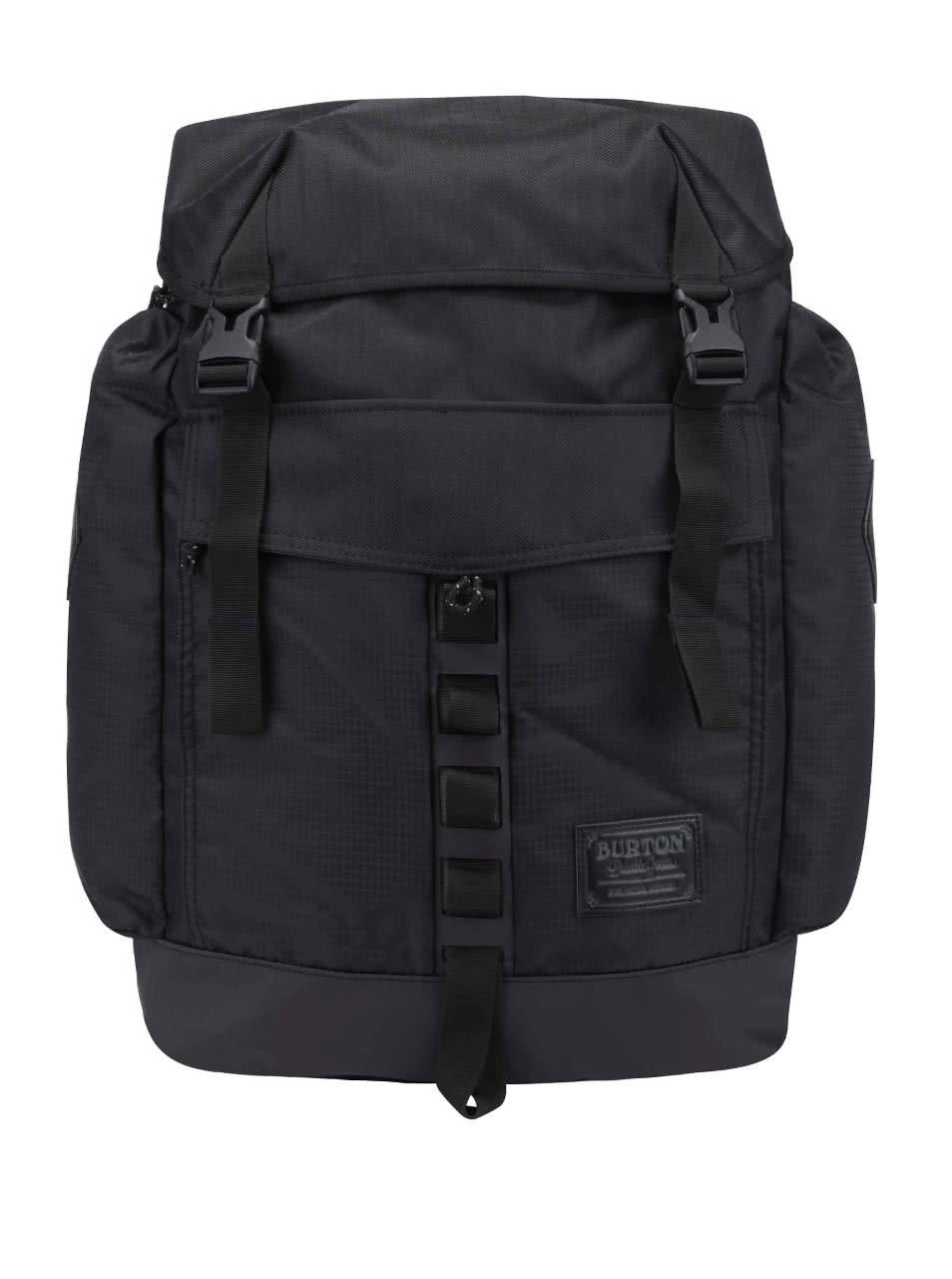 Černý unisex batoh Burton Fanthom Pack