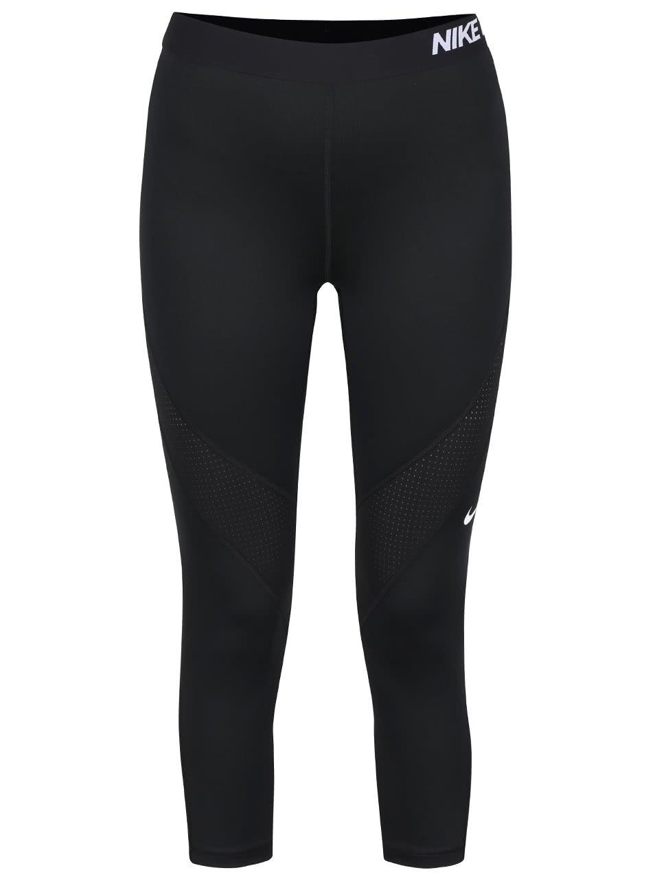 Černé dámské legíny Nike Pro Hypercool