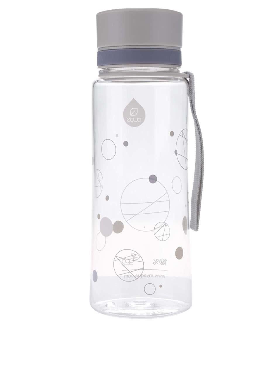 Plastová láhev s potiskem EQUA (600 ml)