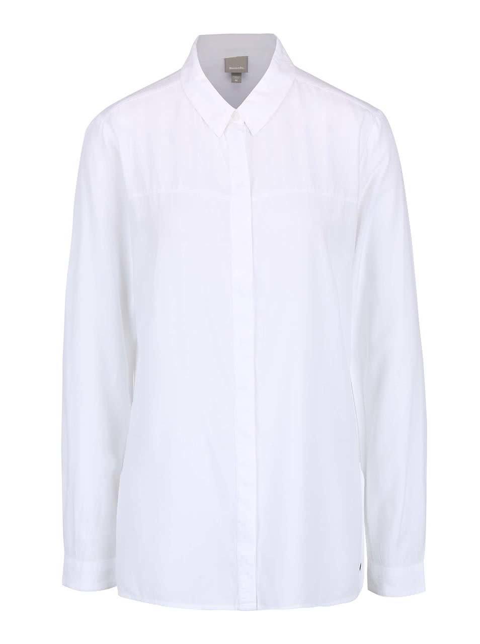 Bílá dámská košile Bench