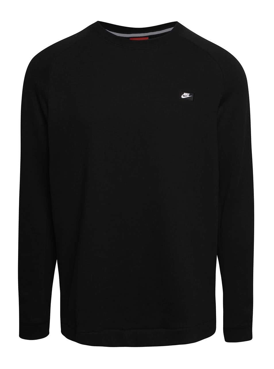 Černá pánská mikina Nike Modern