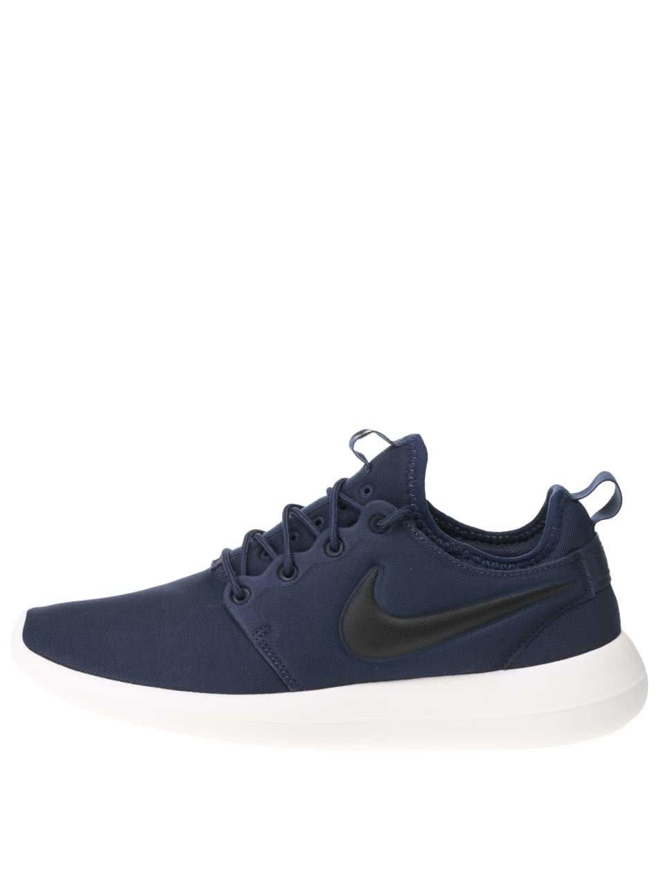 Tmavě modré pánské tenisky Nike Roche Two