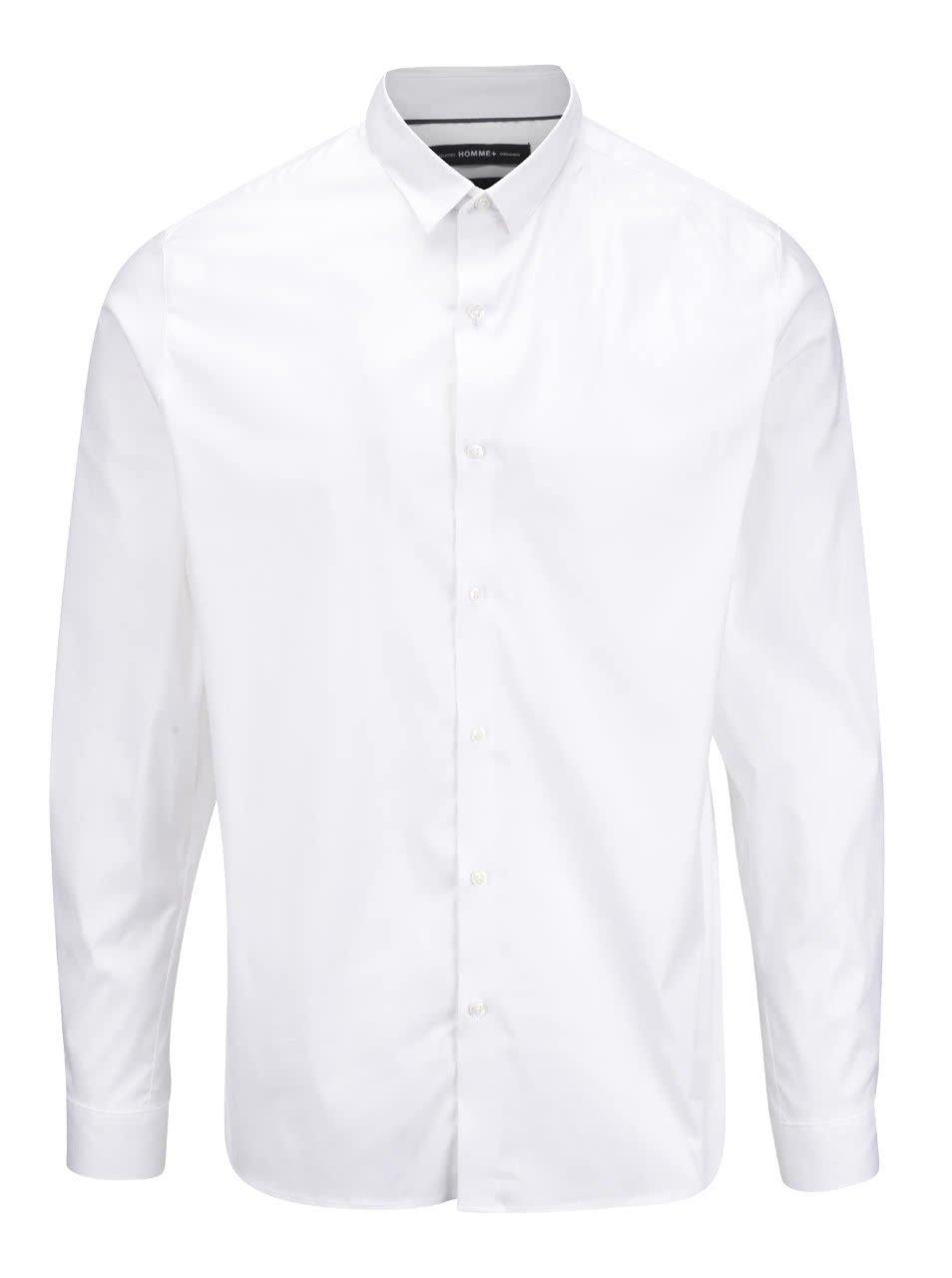 Bílá košile Selected Homme Two