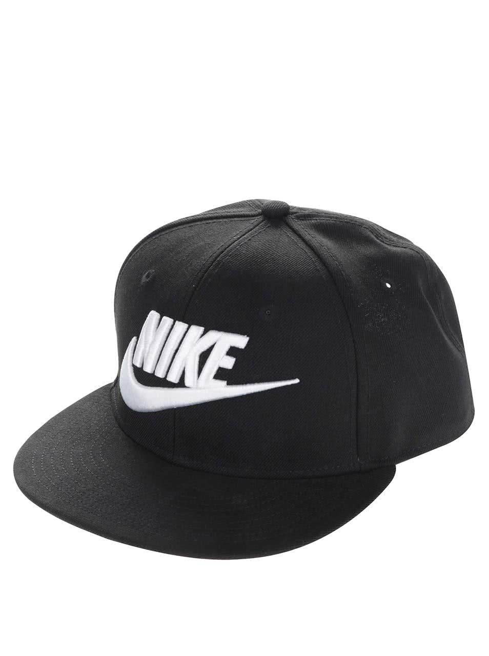 Černá pánská kšiltovka s nápisem Nike Futura