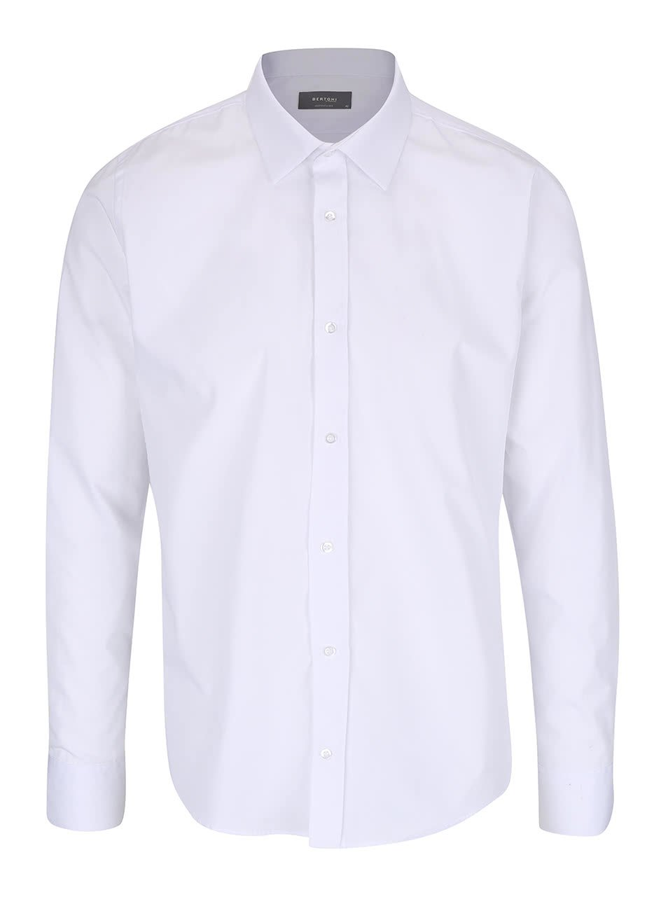 Bílá košile Bertoni Gustav