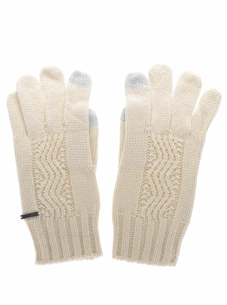 Krémové rukavice Roxy Stay