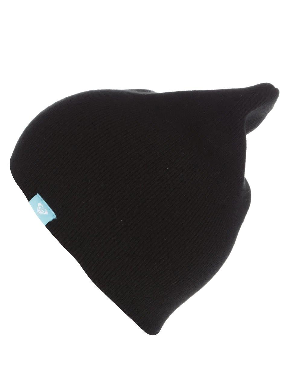 Černá zimní čepice Roxy Daretodream