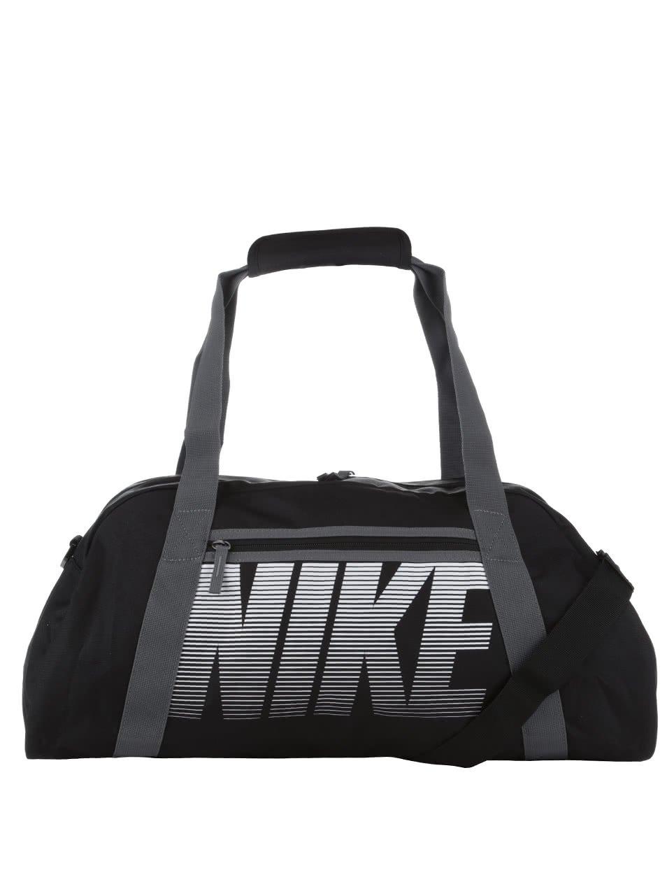 Černá dámská sportovní taška Nike