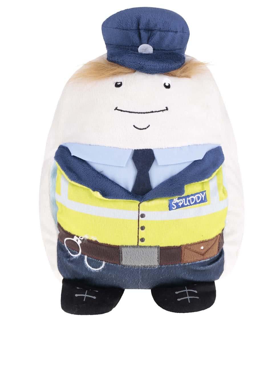 Plyšový polštář Something Special Spuddy Policeman