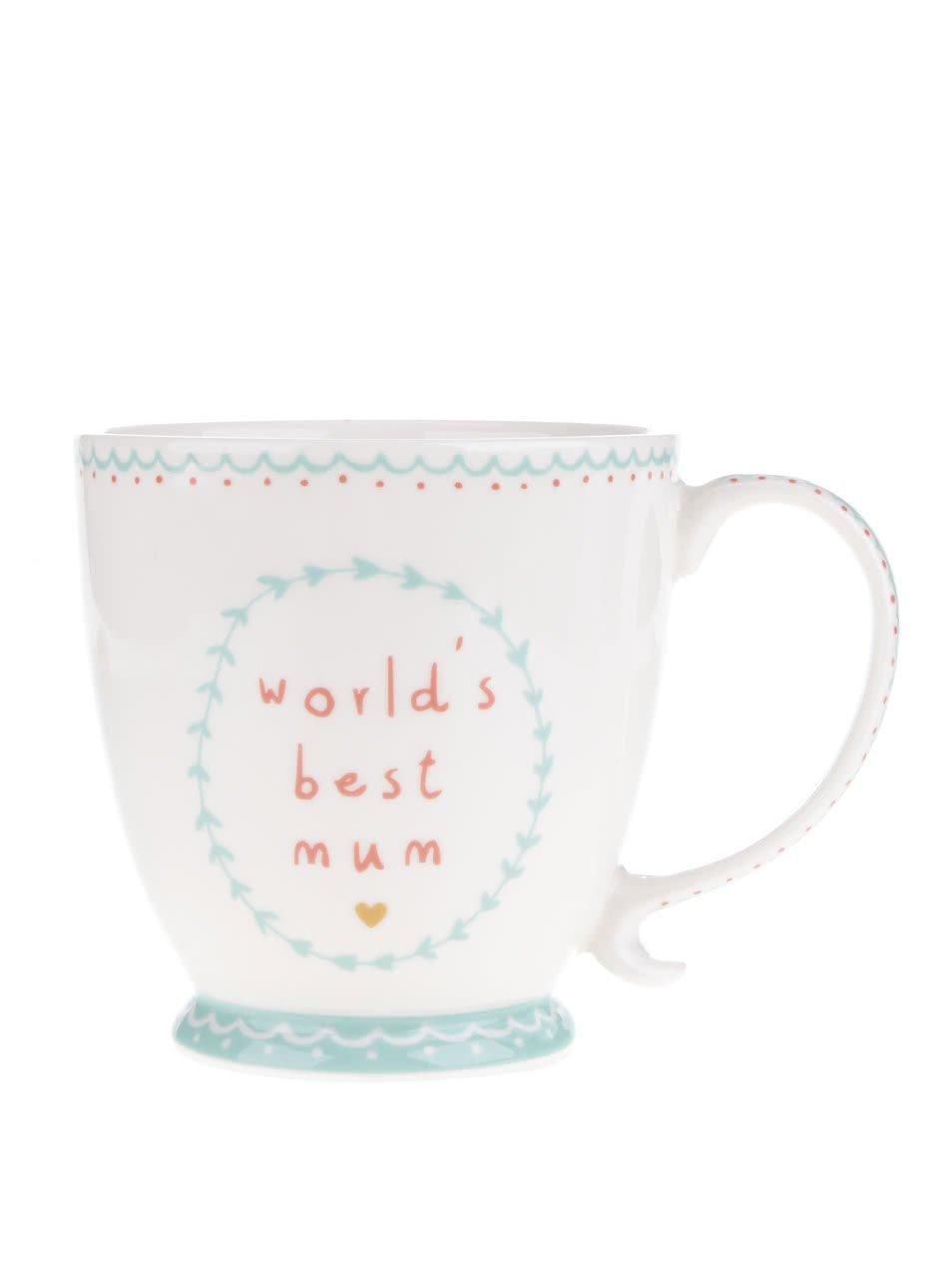 Krémový hrníček pro nejlepší maminky CGB