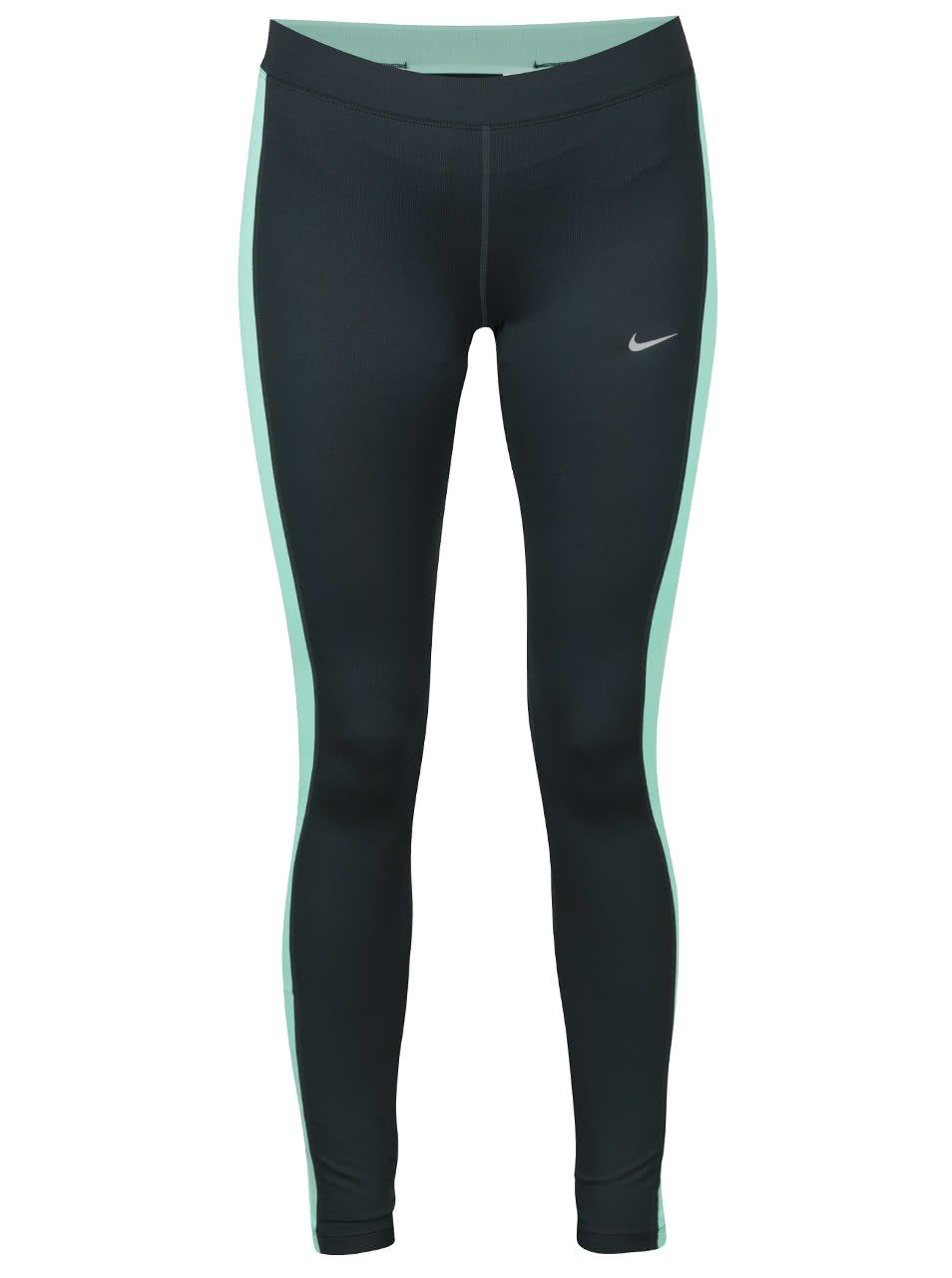 Zelené dámské legíny Nike International