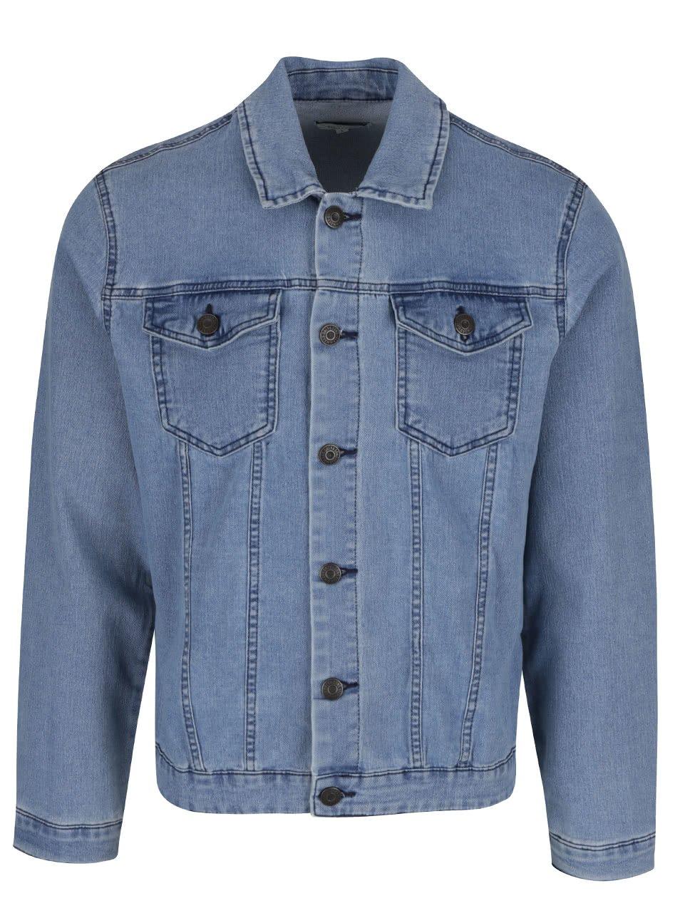 Světle modrá džínová bunda ONLY & SONS Chris