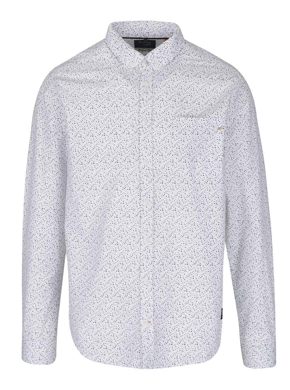 Černo-bílá vzorovaná košile Blend
