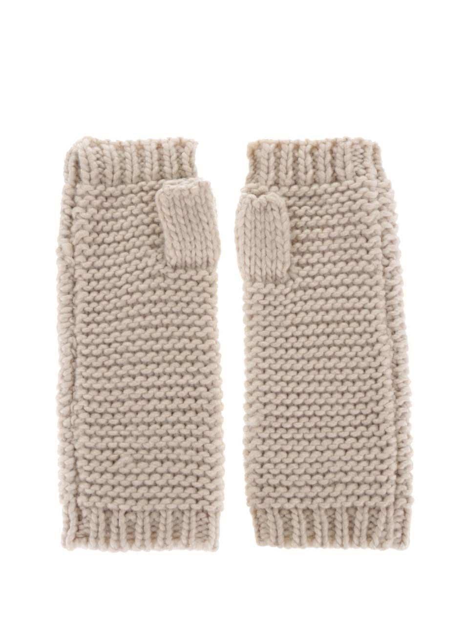 Krémové návleky na ruce VILA Craft