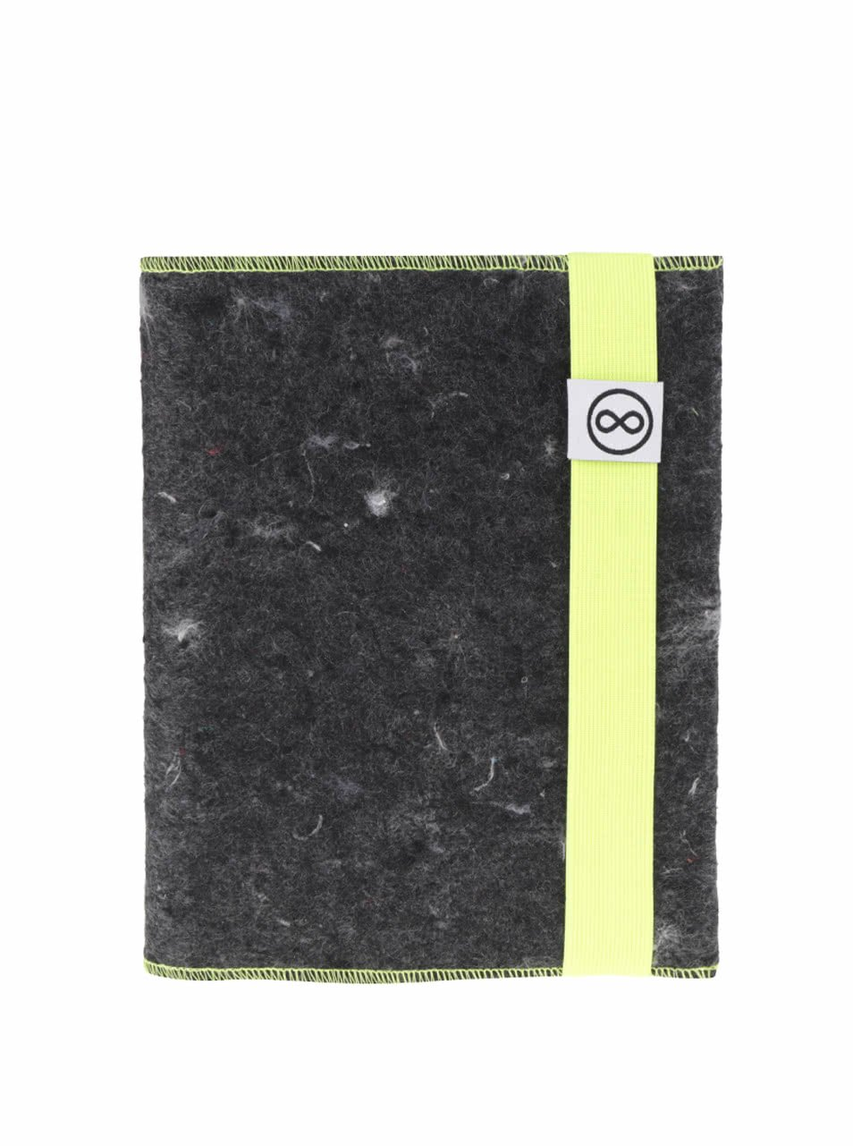 """""""Dobrý"""" žluto-šedý zápisník FOREWEAR"""