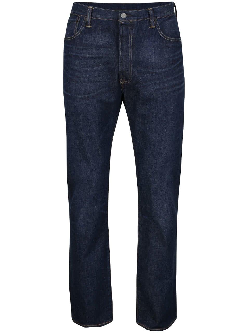 Tmavě modré pánské džíny Levi's® 501® Original