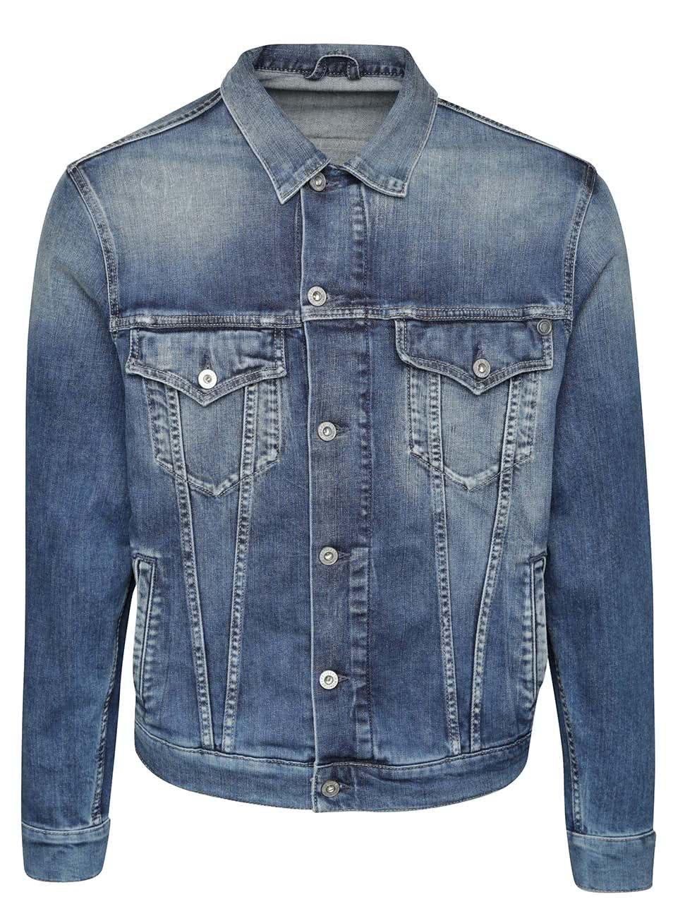 Džínová pánská bunda Pepe Jeans Outerwear