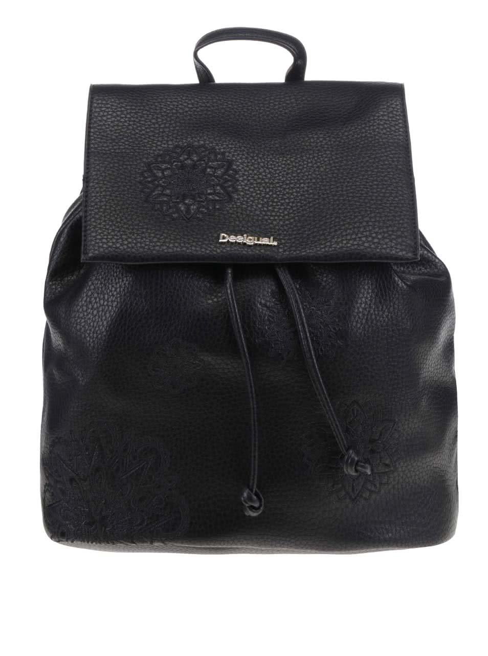 Černý batoh Desigual Sintra Alex