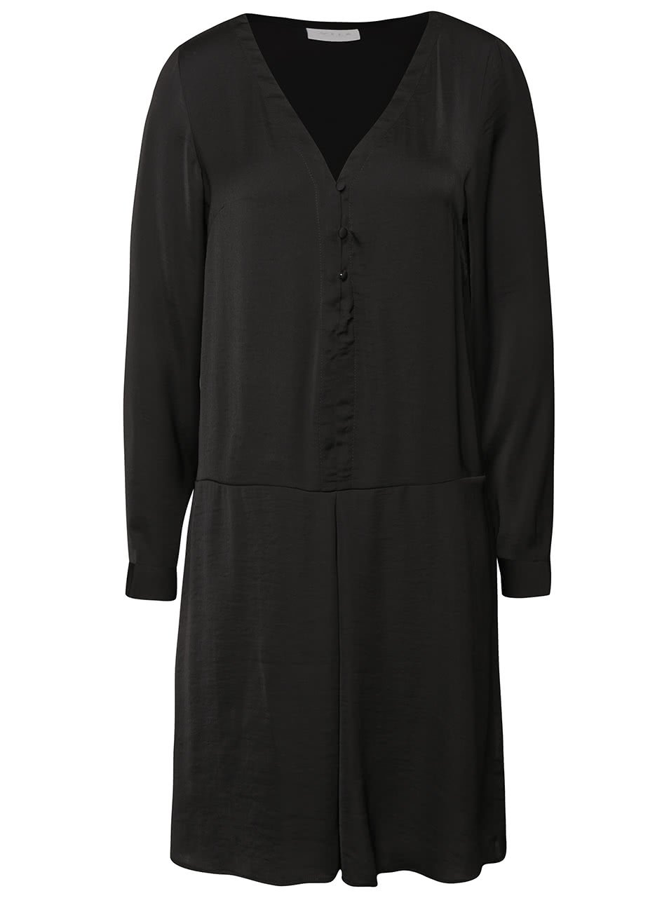 Černé šaty VILA Melli