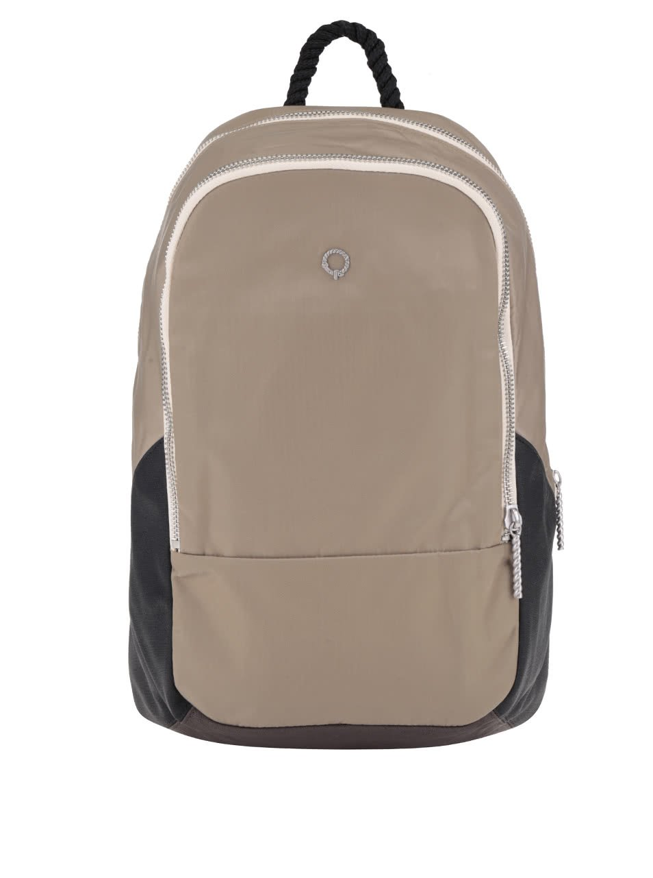 Béžový batoh na zip Stighlorgan Dara