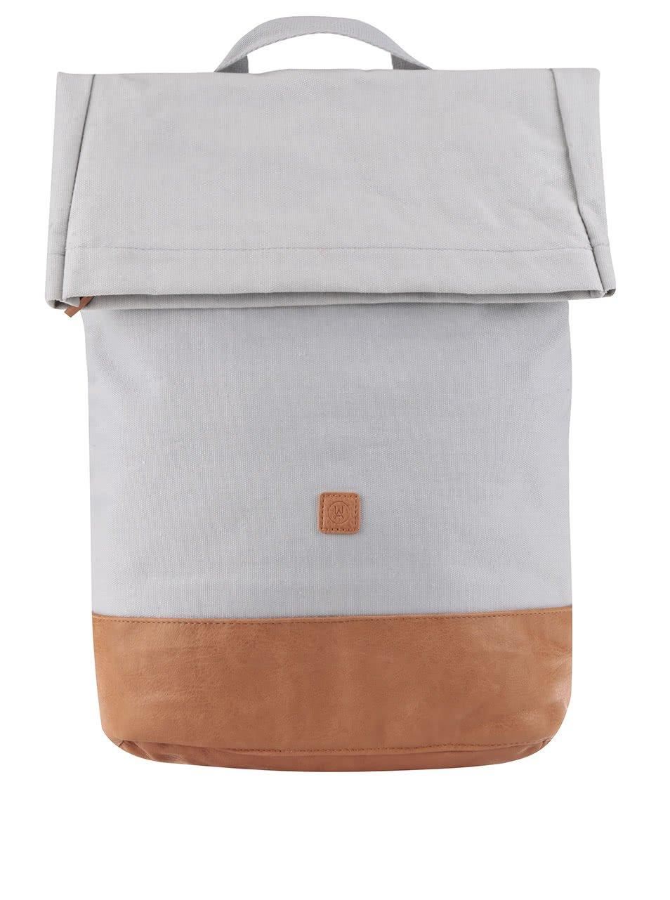 Hnedo-sivý batoh Ucon Karim Waterproof 20 l