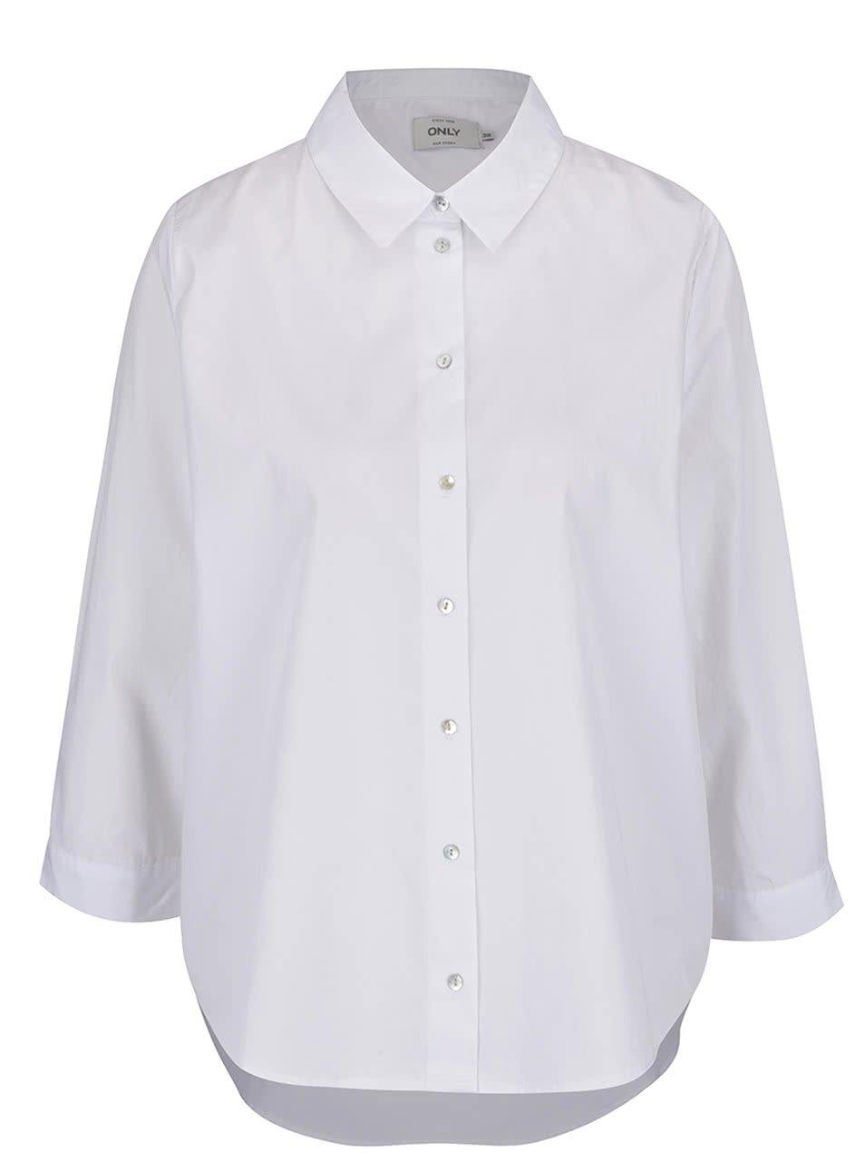 Bílá košile ONLY Simey