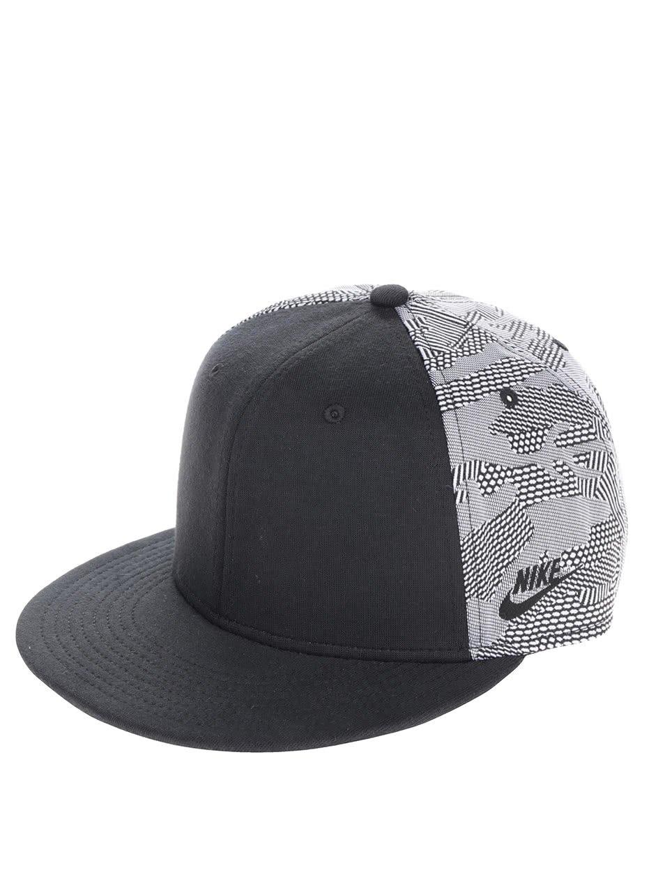 Krémovo-černá pánská kšiltovka Nike True