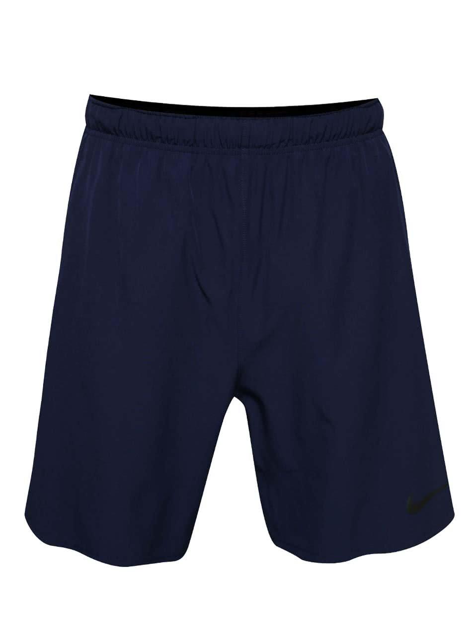 Modré pánské funkční kraťasy Nike