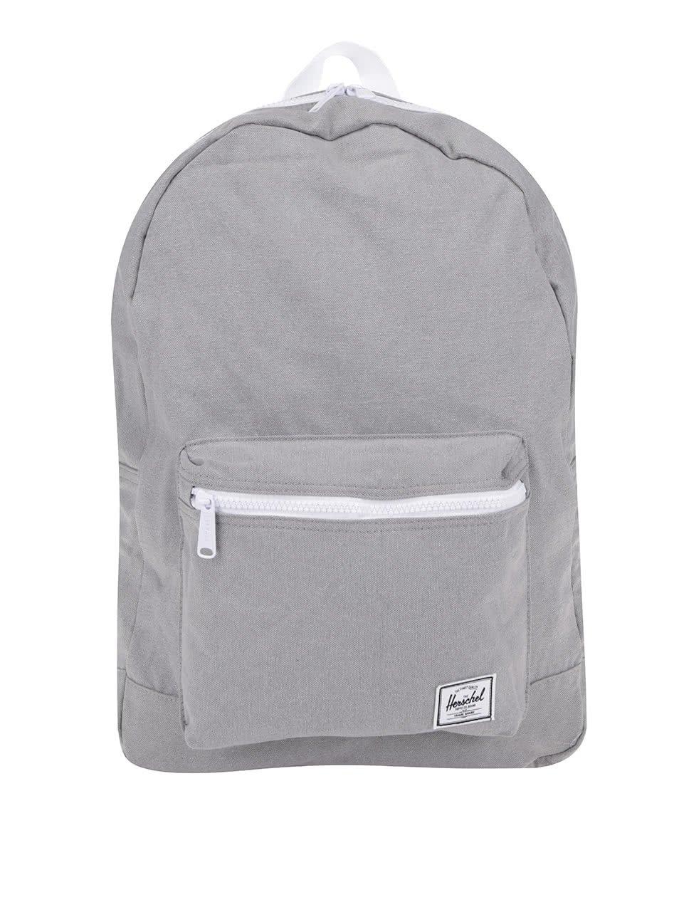 Šedý batoh Herschel Packable 24,5 l