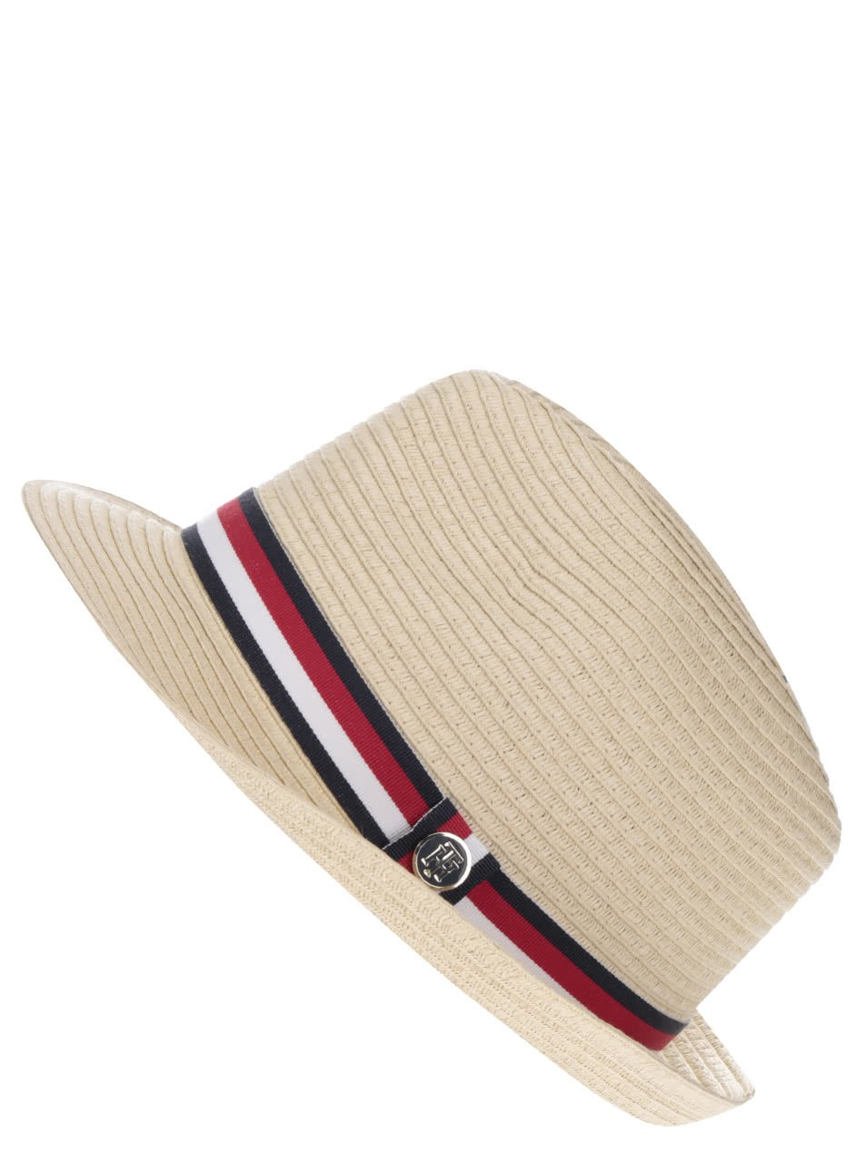 Béžový dámský klobouk Tommy Hilfiger