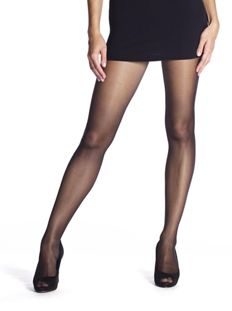 Černé punčochové kalhoty Bellinda Fascination Matt 15 DEN