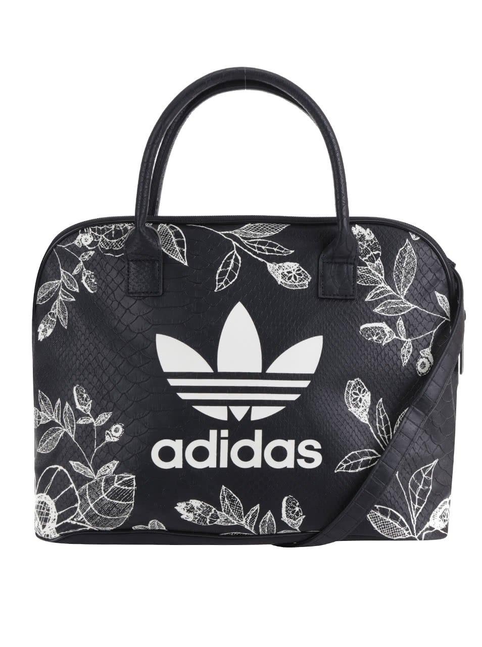 Černá dámská kabelka adidas Originals Giza