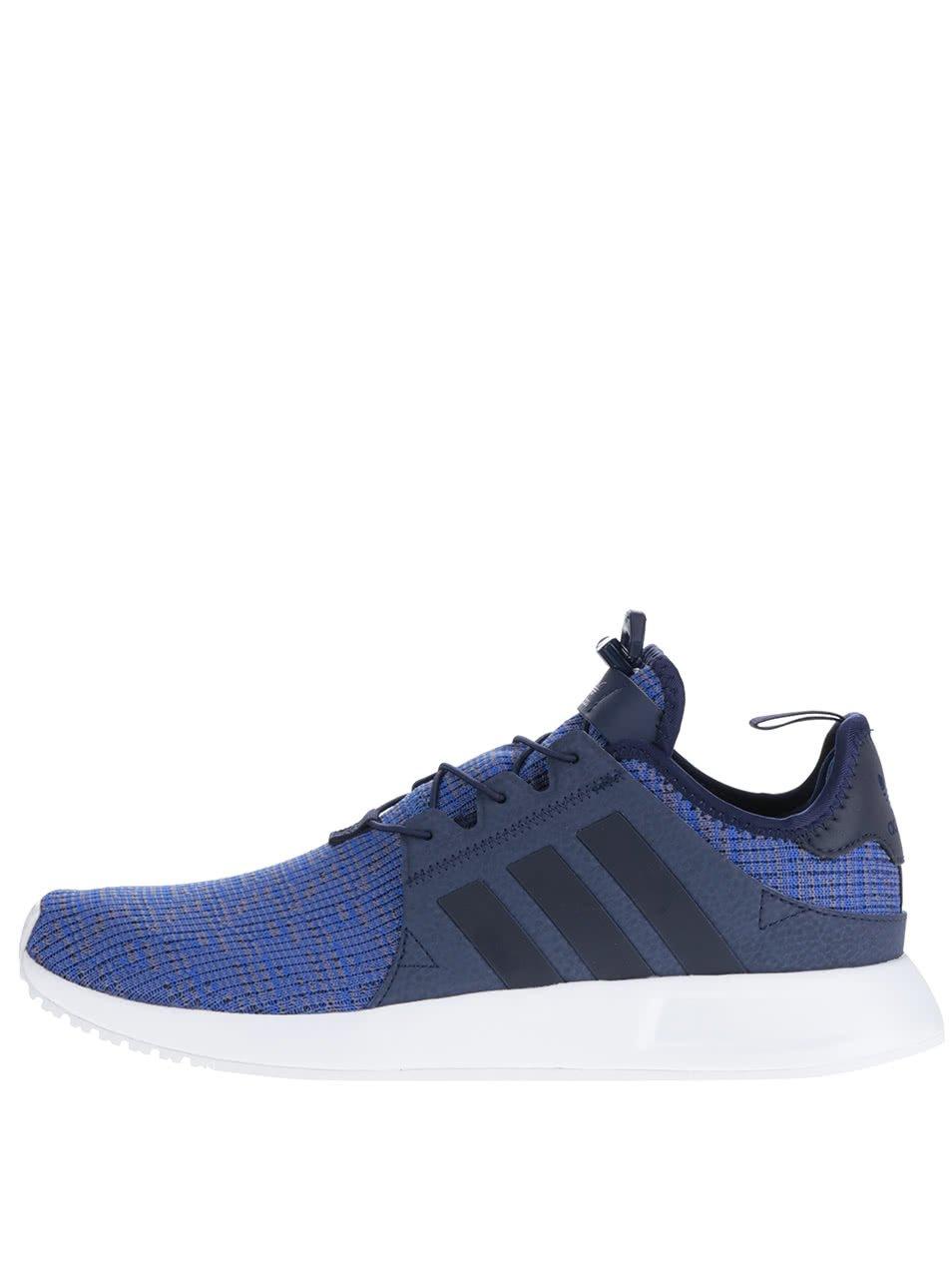 Modré pánské tenisky adidas Originals X