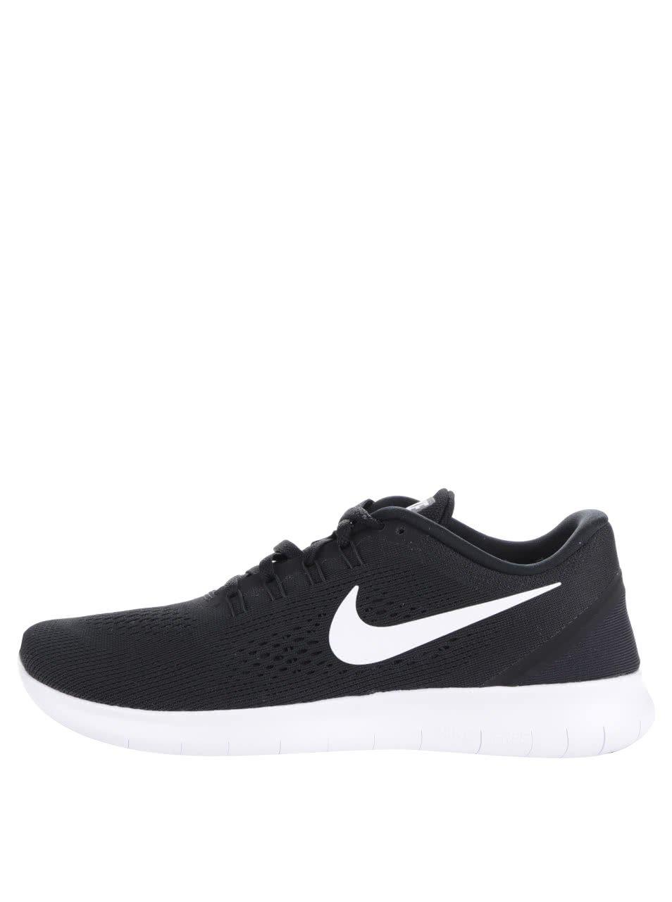 Černé pánské tenisky Nike Free Running