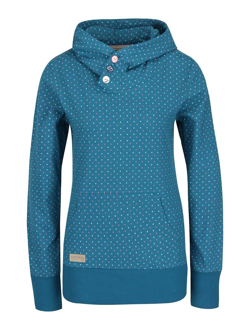 Modrá dámská mikina Ragwear Chelsea B
