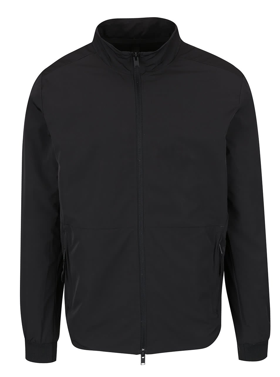 Černá lehká bunda Selected Homme Ed