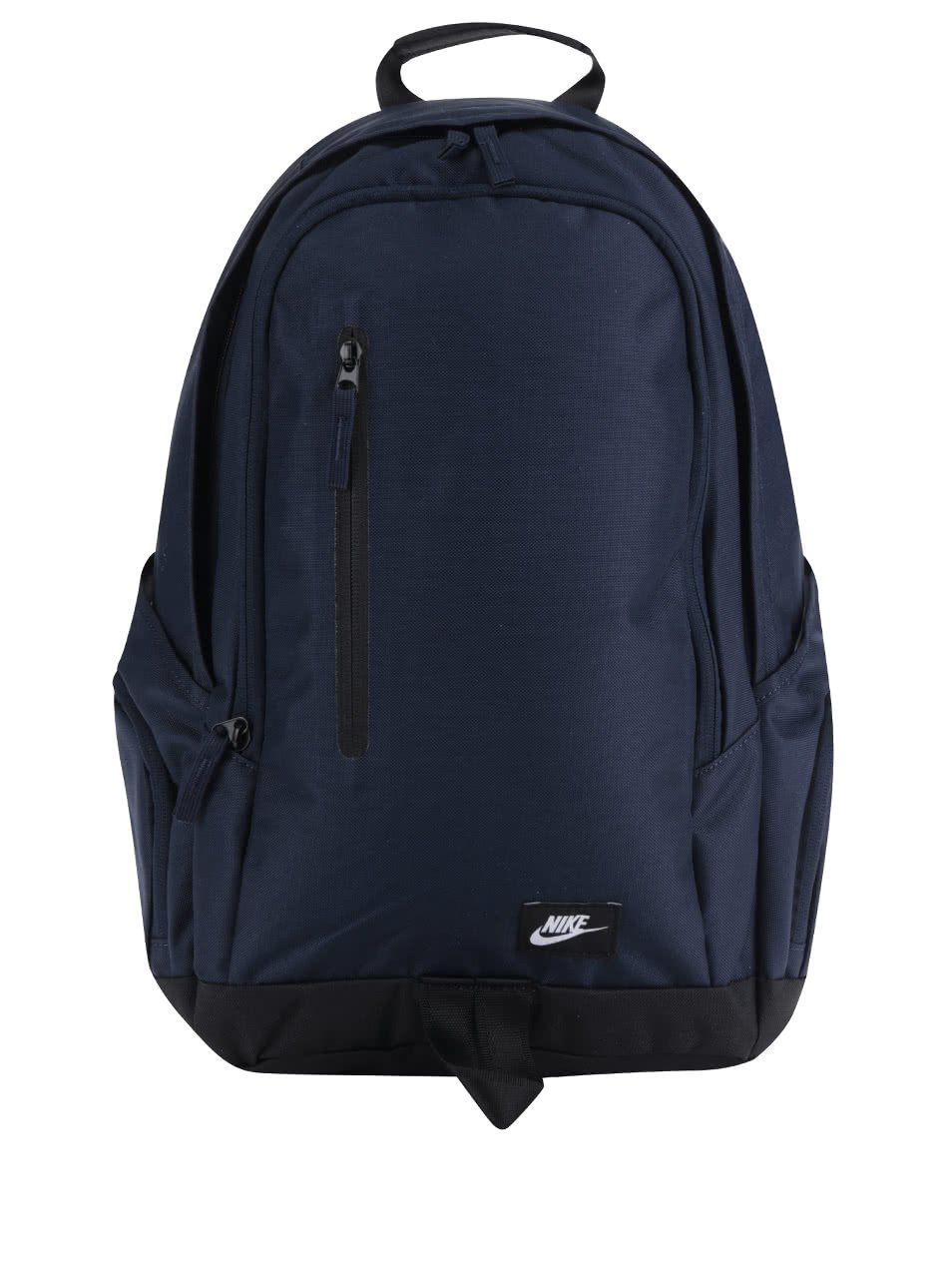 Tmavě modrý unisex batoh Nike 26 l