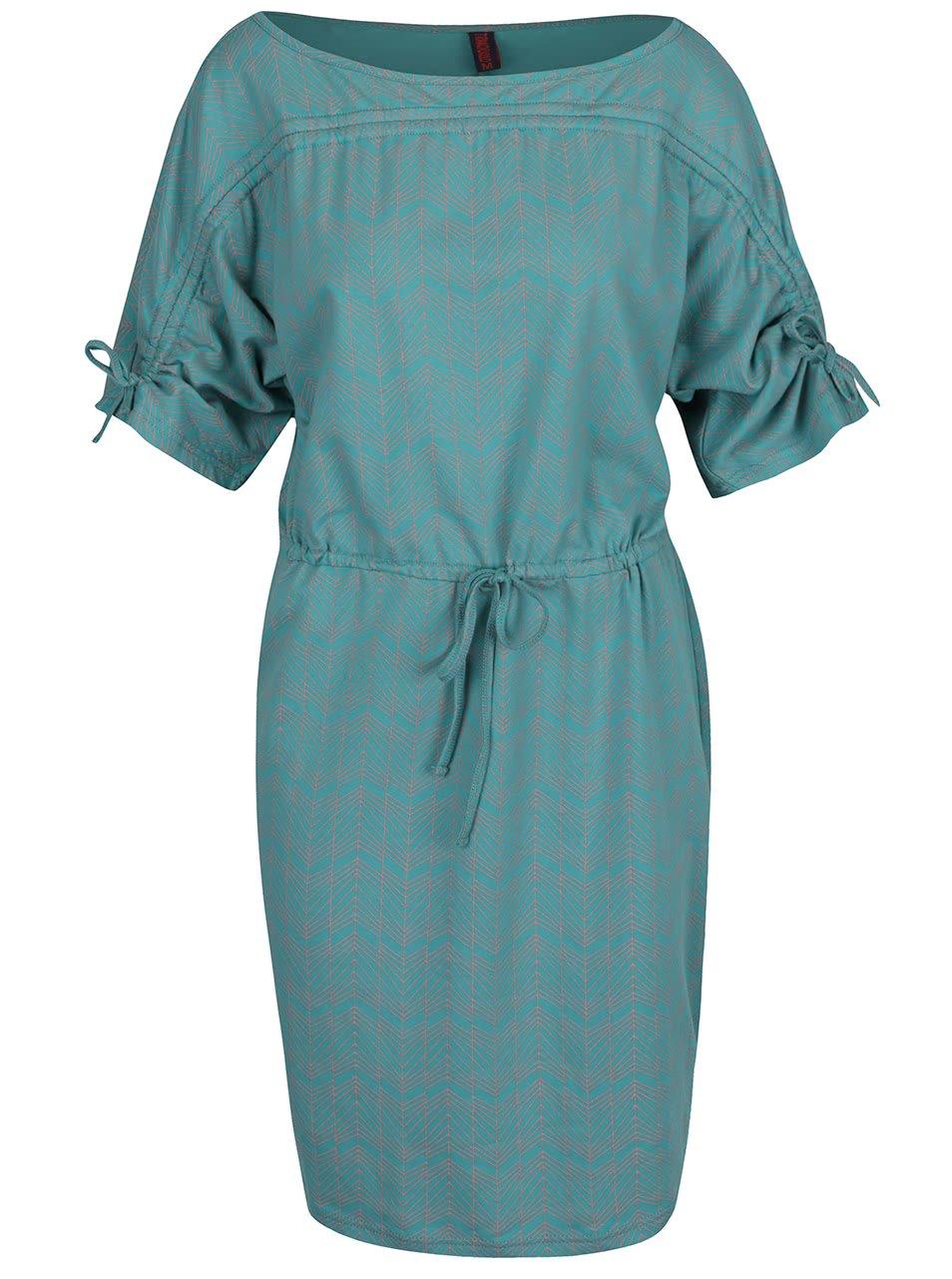 Zelené šaty Tranquillo Vilma