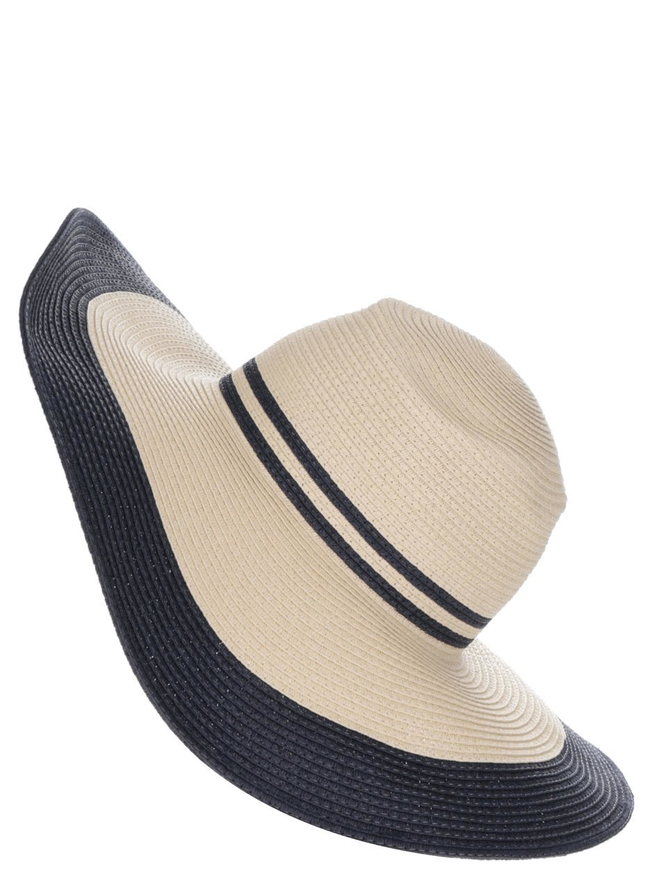 Modro-béžový dámský klobouk Tom Joule