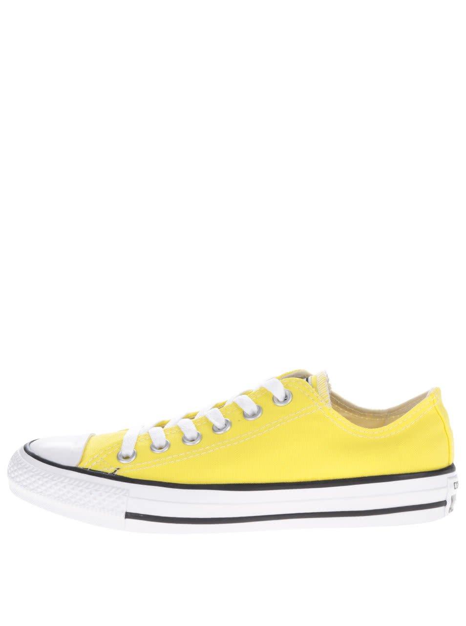 Žluté unisex tenisky Converse Chuck Taylor All Star