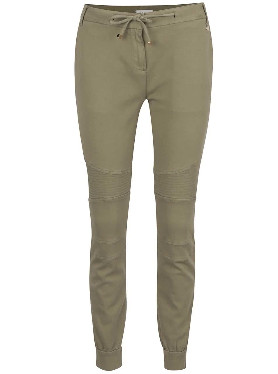 Zelené kalhoty Rich & Royal