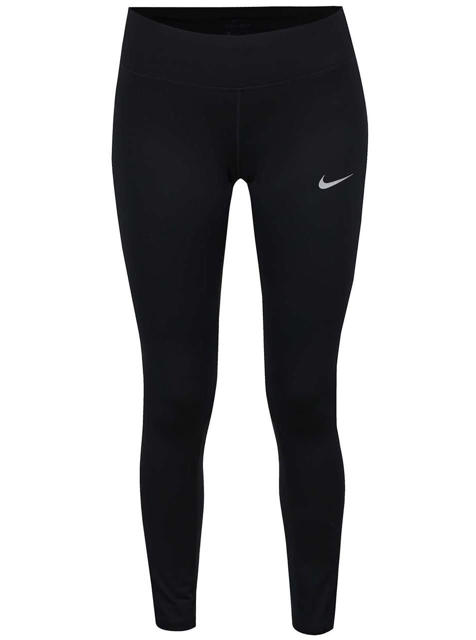 Černé dámské funkční legíny Nike Power Epic