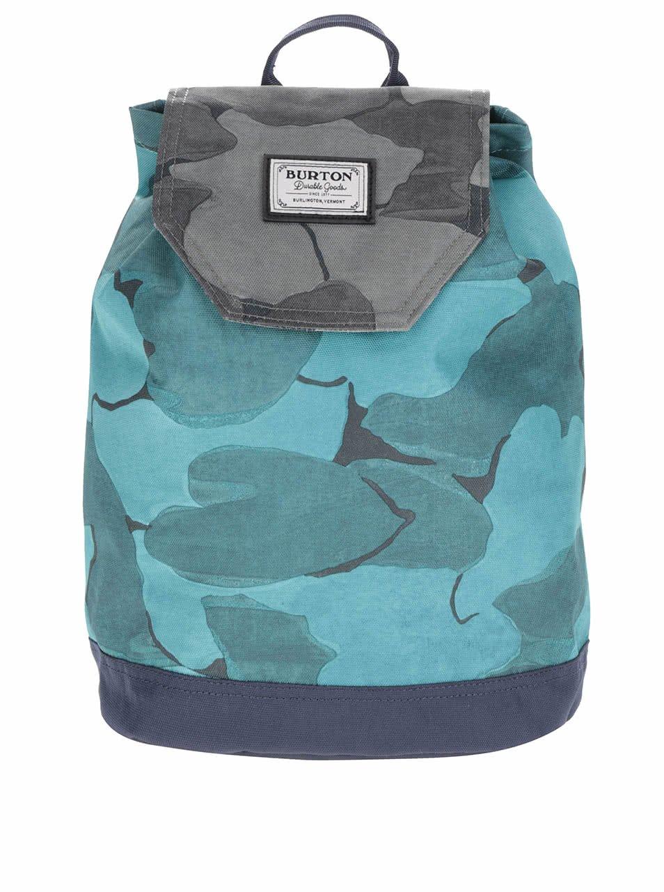 Tyrkysový dámský batoh Burton Parcel 10 l