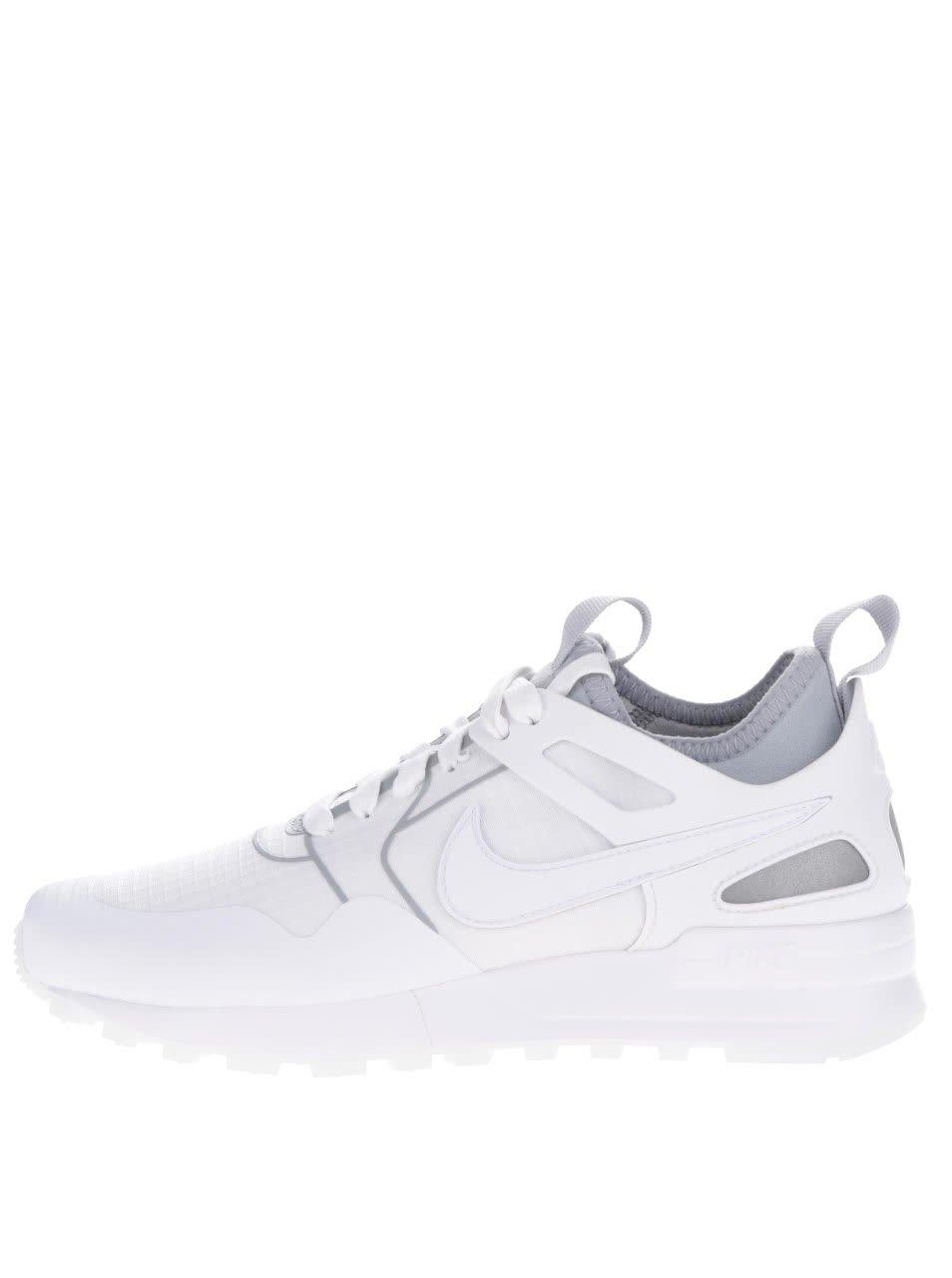 Šedo-bílé dámské tenisky Nike Air Pegasus