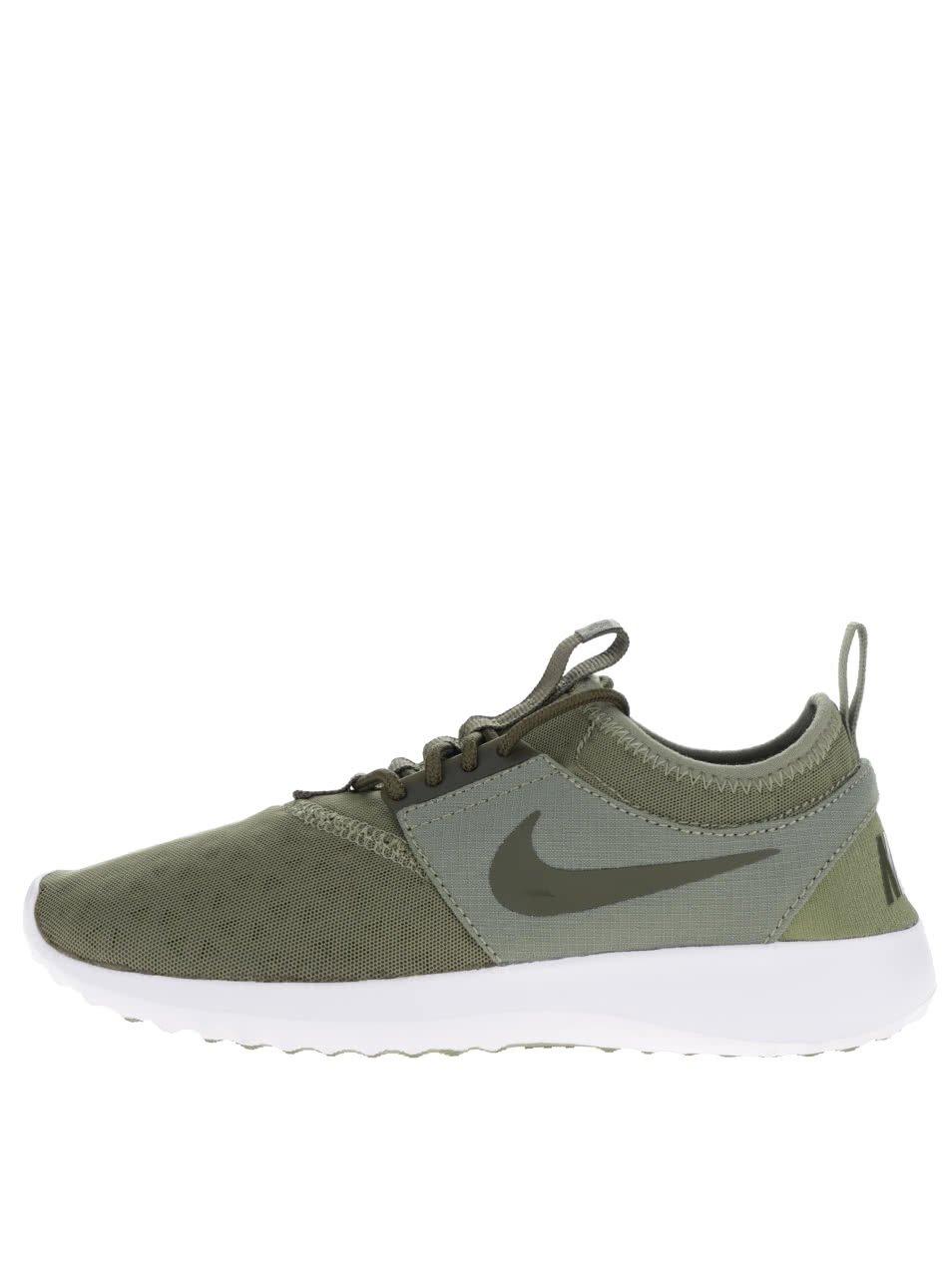 Zelené dámské tenisky Nike Juvenate